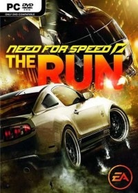 Постер к PC игре Need for Speed The Run | 2011