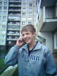 Сергей Бык, 23 октября 1986, Санкт-Петербург, id3531379