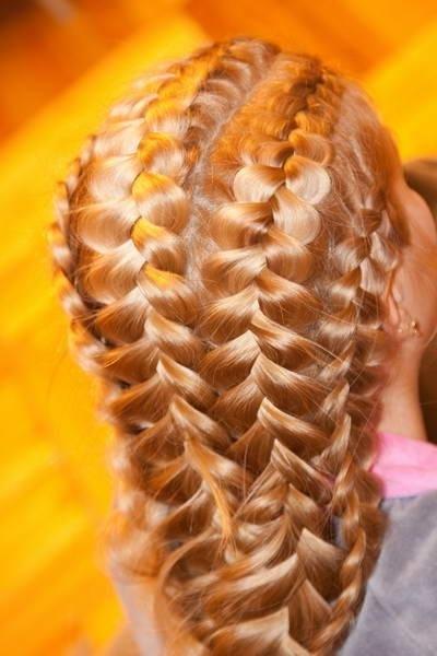 Как научиться плести косы и. плетение кос.