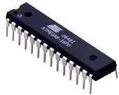 Микроконтроллер с прошивкой для модуля NT801D Мастер Кит KIT NT801D/ATmega8L-8PU.
