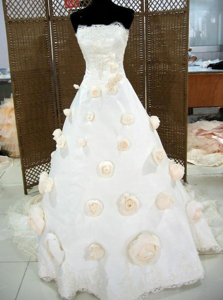 Свадебные платья напрокат в Тюмени