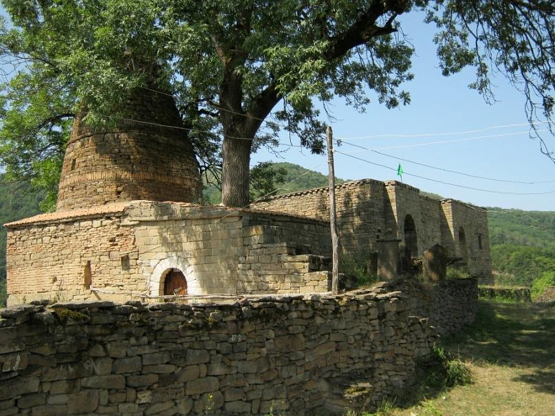 историческое место Кала-Корейш (около села Кубачи)