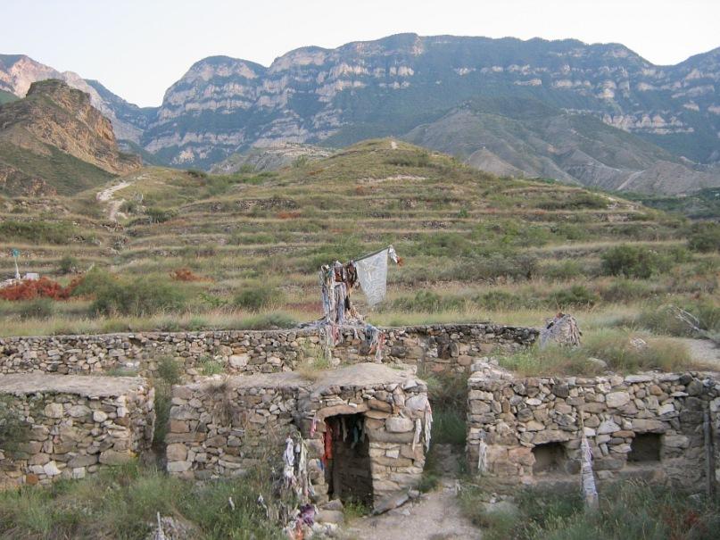 Священное место Ахульго (Дагестан)