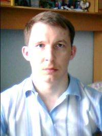 Егор Чарушин, 26 октября 1976, Сургут, id136123516