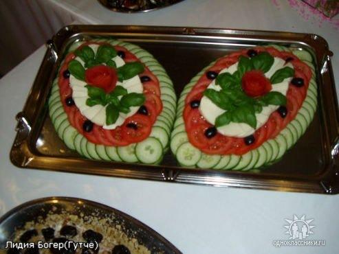 Кулинарные рецепт салаты от анастасии