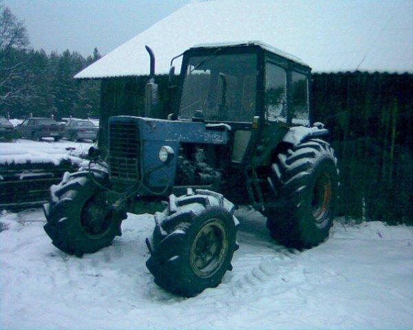 передние колеса на мтз 82 | Fermer.Ru - Фермер.Ру.