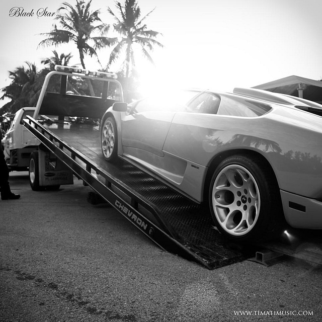 """Тимати & P. Diddy - съёмки клипа - """"I'm on You"""""""