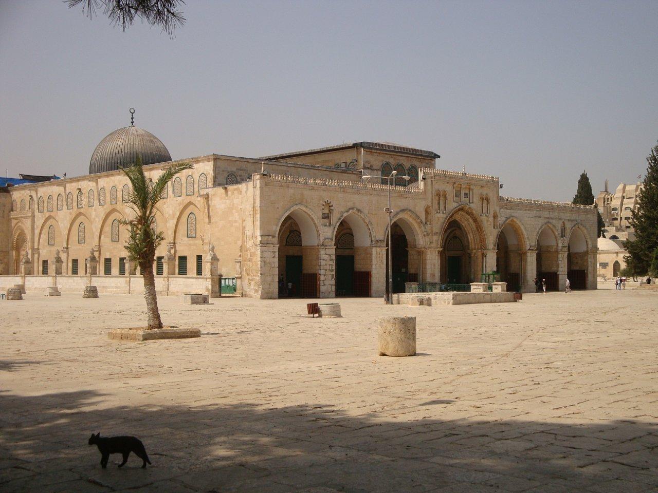 Аль акса в иерусалиме фото