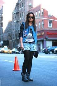 Стильные девушки / Fashion girls.