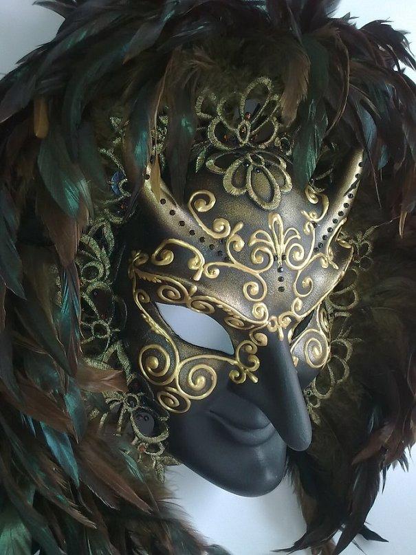 Венецианские маски - Страница 2 Y_f7bc31f3