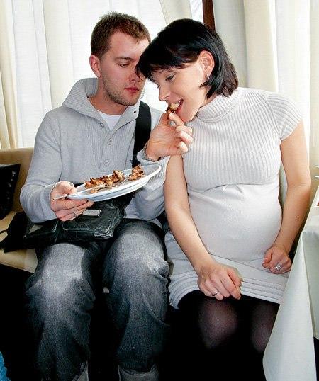Воронины беременная вера