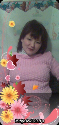 Альфия Музафарова, 11 сентября 1976, Санкт-Петербург, id136882803
