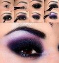 макияж для карих глаз аошагово фото - Нужные схемы и описания для всех.