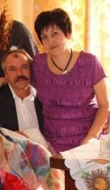 Людмила Храмцова, Горловка