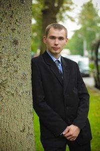 Миша Кротов, 15 апреля 1996, Санкт-Петербург, id127252564