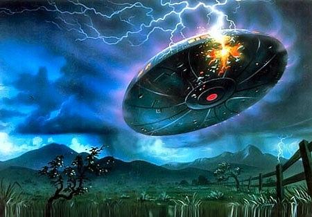 Пришельцы покидают Планету