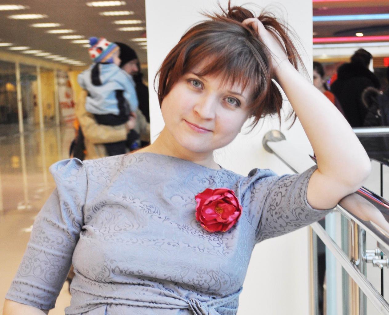 Оля Гвоздева