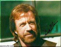 Chuck Norris, Oklahoma City