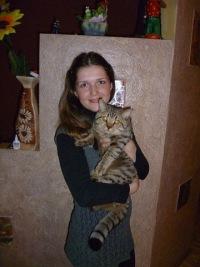 Катерина Шашева, 25 мая 1994, Томск, id145334231