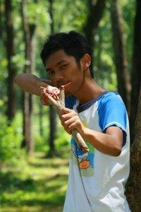 Adit Grahari, Kediri