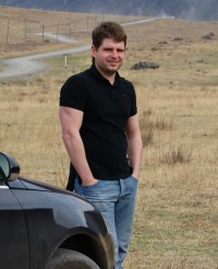 Евгений Забродин, Новосибирск
