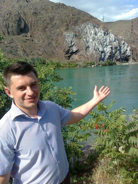 Евгений Саломатов, Капшагай