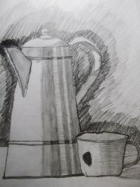 Рисовать карандашом-это легко!