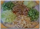 способ приготовления салатов.