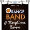 Orange-band