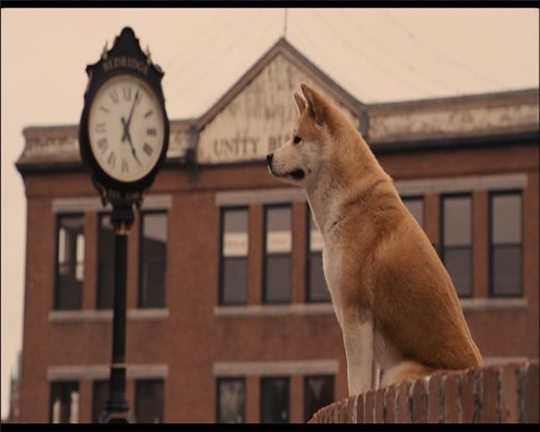 Хатико: Самый верный друг / Hachiko: A Dog's Story (2009) BDRip.