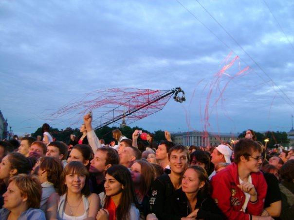 Фестиваль петербургские