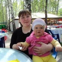 Эвелина Айбашева, 8 августа , Светлогорск, id137342346
