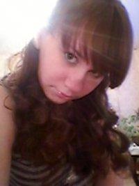 Анна Возжаева, 14 ноября 1995, Тюмень, id85600064