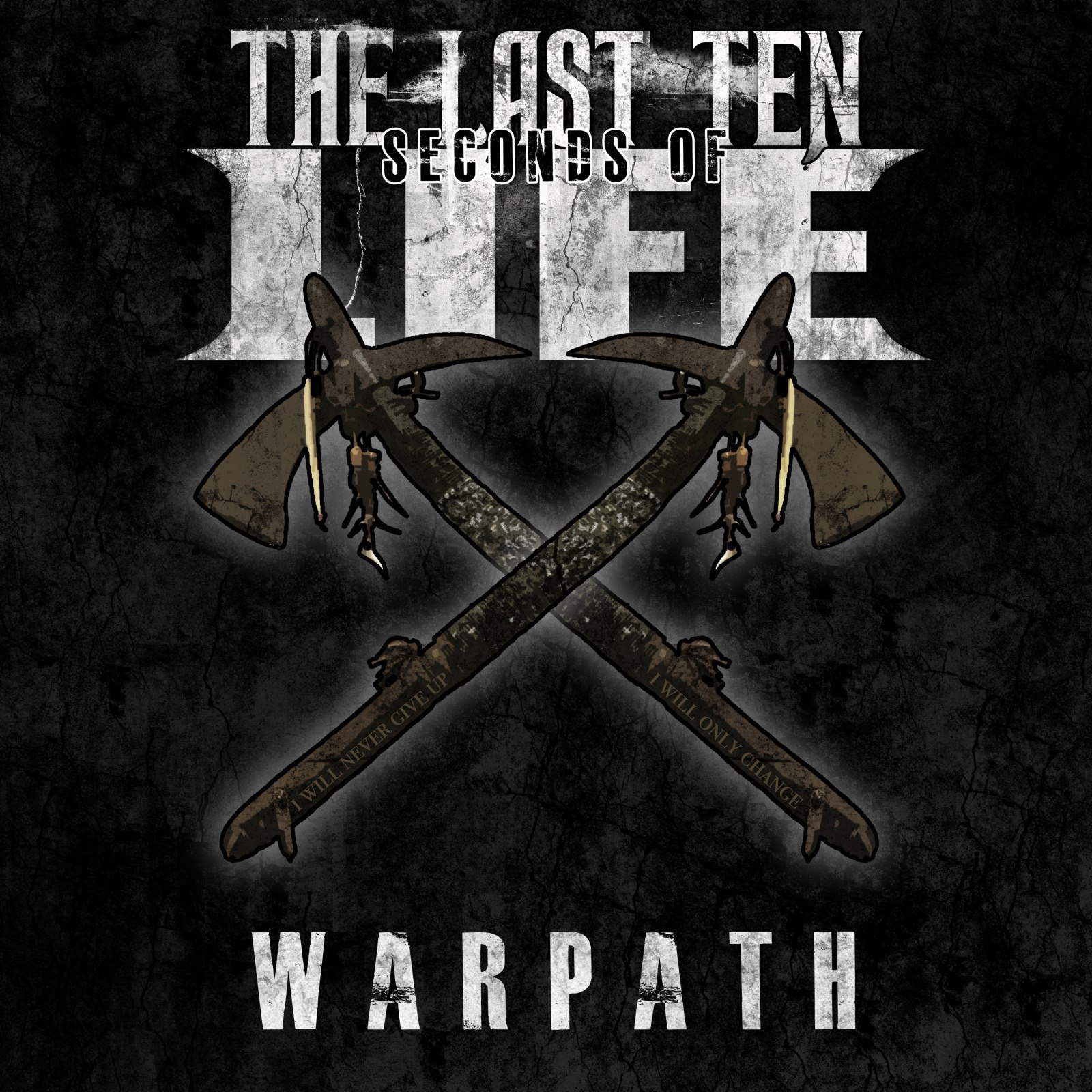 The Last Ten Seconds of Life – Warpath [EP] (2012)