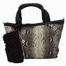 Много классных сумок в наличии и парфюмерии.