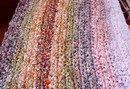 Плетение половика из веревки по методу вязания крючком, такой коврик может быть использован в коридоре, гостиной...