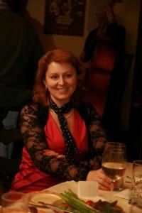 Валентина Кириченко, Киев