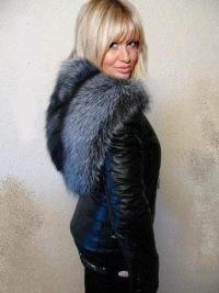 Куртка кожаная (с мехом), фото 7 - Интернет магазин модной одежды Juicy...