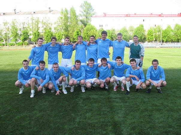 ЛФК Блуграна. АЛФ-2010.