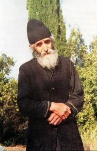 Блаженный старец  Паисий Святогорец