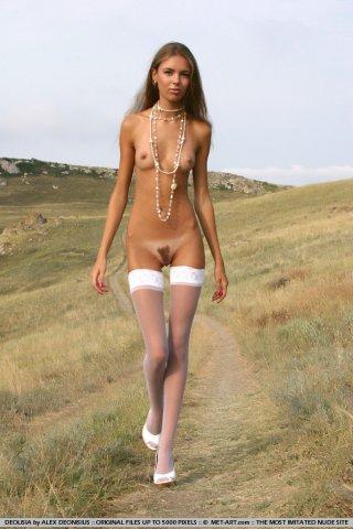 Фото красивые голые худые высокие девушки