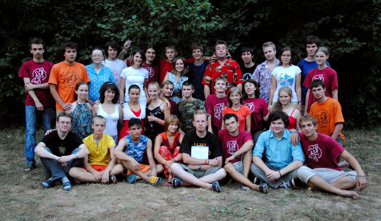 Фото сотрудников 2010
