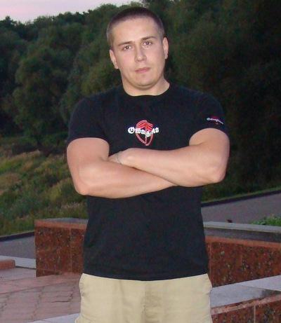 Игорь Оберг, 2 июня 1983, Раменское, id2623978