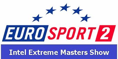 Intel Extreme Masters Show на EUROSPORT2: статистика.
