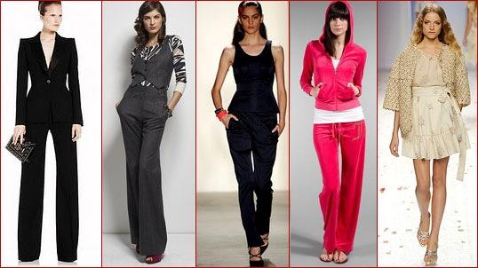 В официальном стиле женская одежда предполагает строгость во всём.