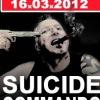 """SUICIDE COMMANDO / [X]-RX. 16 марта. Москва. Клуб """"P!PL"""""""