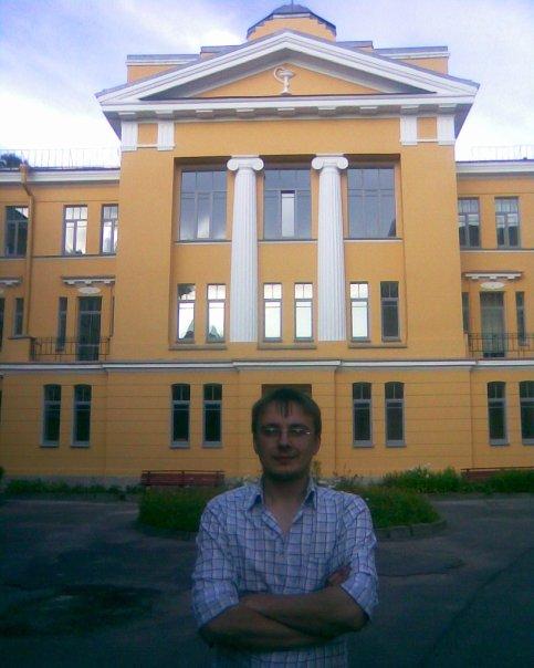 Дмитрий Никулин   Ульяновск