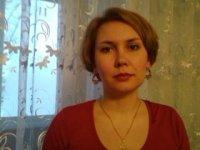 Таня Андрюхина, 11 марта 1977, Ульяновск, id73180415