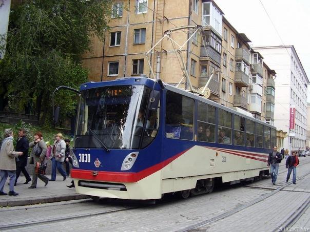 трамваев и троллейбусов