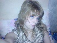 Оксана Галкина, 4 февраля 1989, Санкт-Петербург, id80014066